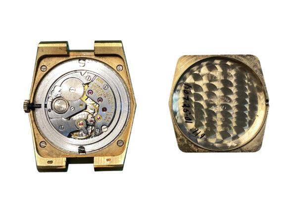 Rolex Cellini 4370 movement