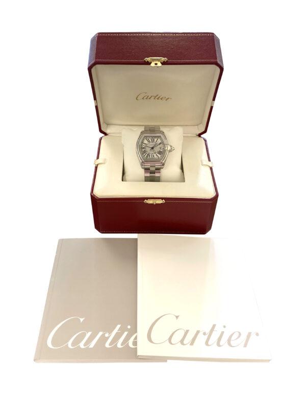 Cartier Roadster XL GMT 2722