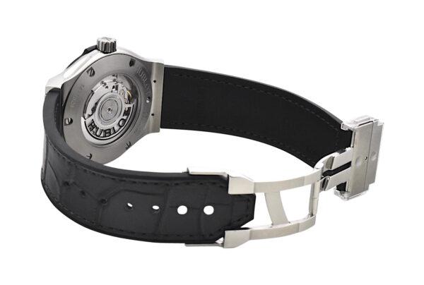 Hublot classic fusion titanium grey dial 42mm
