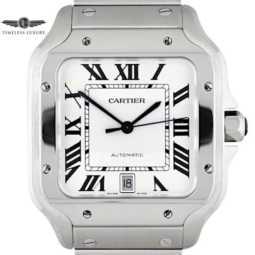 Cartier Santos Large WSSA0018