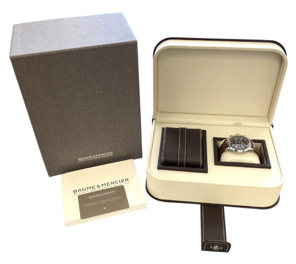 Baume & Mercier Capeland Chronograph MOA10068 for sale