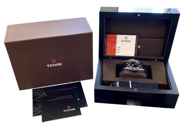 Tudor Black Bay Heritage 79220B For sale