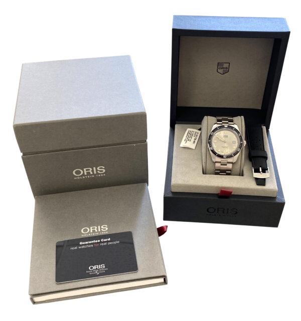 Men's Oris Diver Sixty-Five 01 733 7720 4051-07 8 21 18 for sale