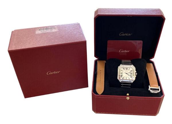 Men's Santos de Cartier Large WSSA0018