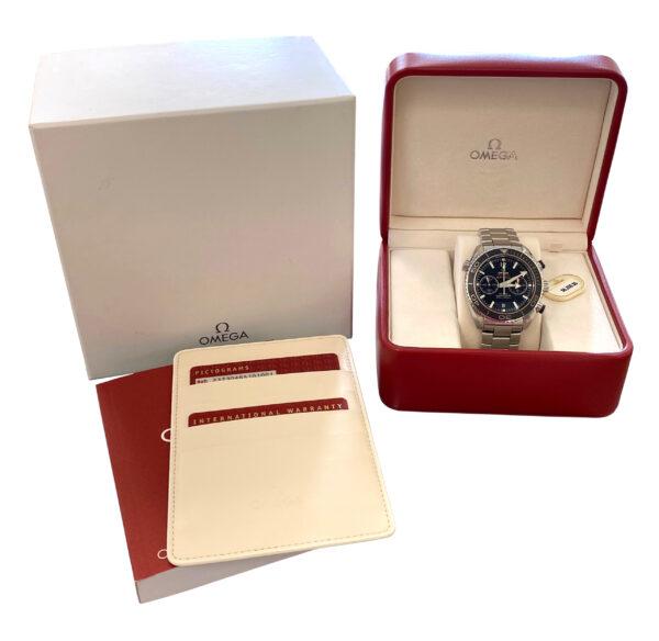 OMEGA Seamaster planet ocean chronograph for sale