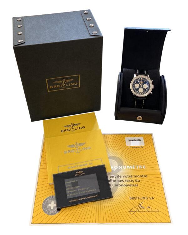 Breitling Navitimer 01 AB0120 for sale