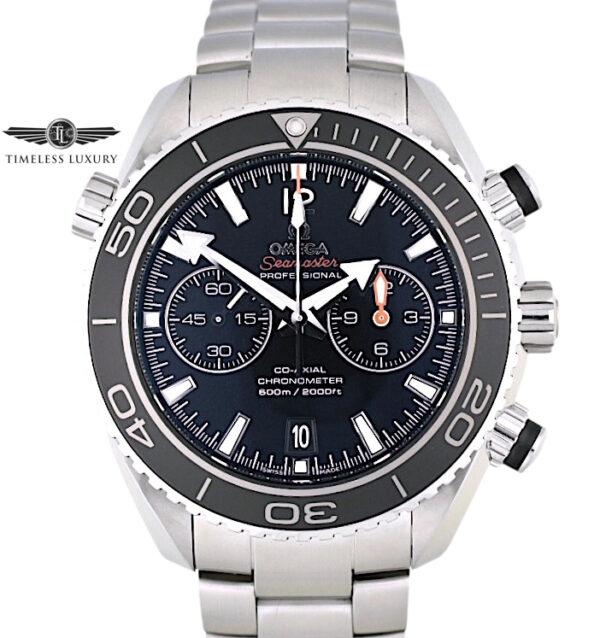 OMEGA seamaster planet ocean chronograph 232.30.46.51.01.001