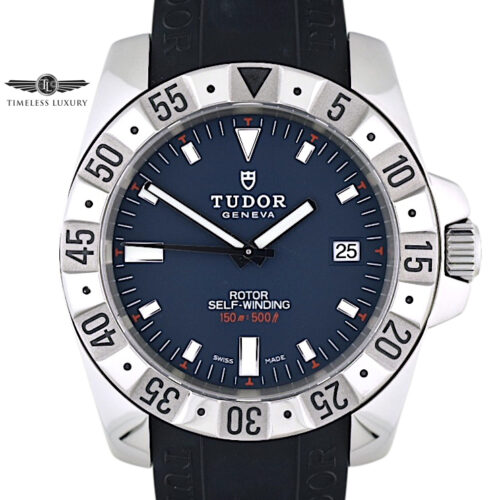 Tudor Hydronaut II 20020 Blue dial