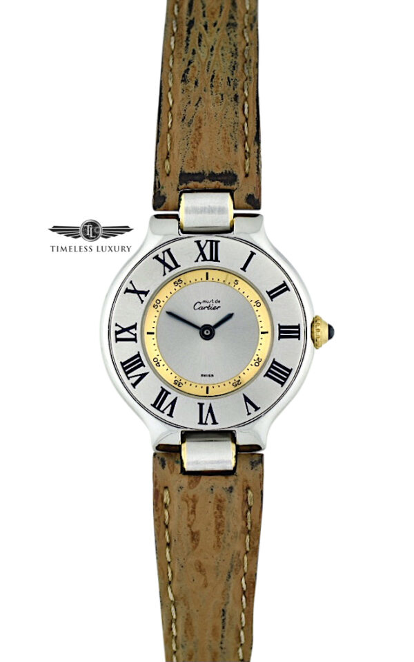 Cartier Must de Cartier 21 1340