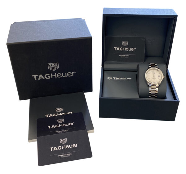 NEW Ladies TAG Heuer Carrera WAR1315 For sale