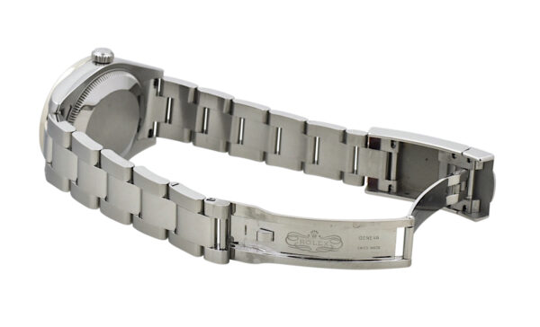 Ladies Rolex Datejust 178240 clasp