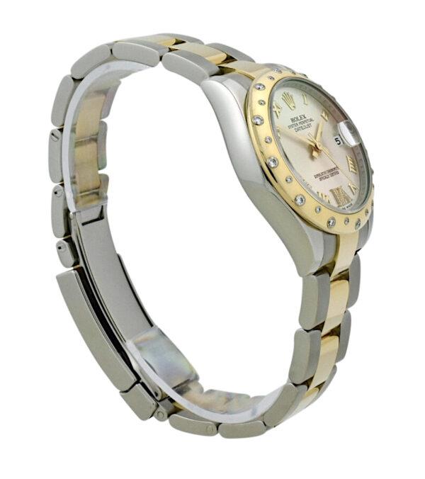 Rolex datejust 31mm 178343 scattered diamonds
