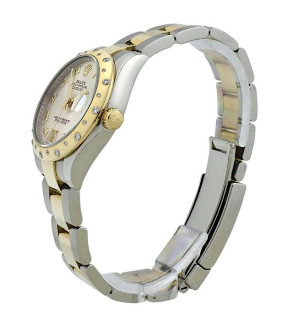 Ladies Rolex Datejust 178343 31mm
