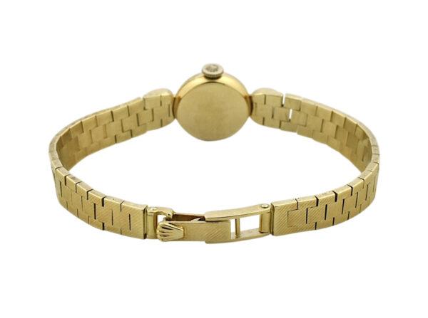 Rolex cocktail watch gold