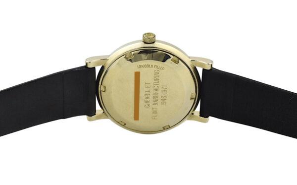 OMEGA Seamaster Chevrolet award watch