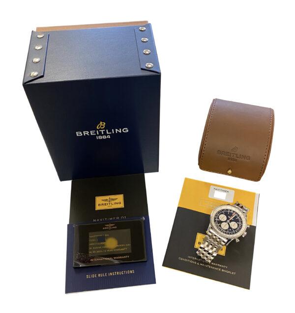 Breitling Navitimer 01 AB0127 46MM For sale