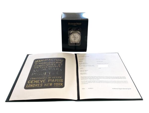 Audemars Piguet Royal Oak Chronograph 39MM 26300ST for sale