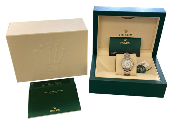2021 Ladies Rolex Datejust 279174 For sale