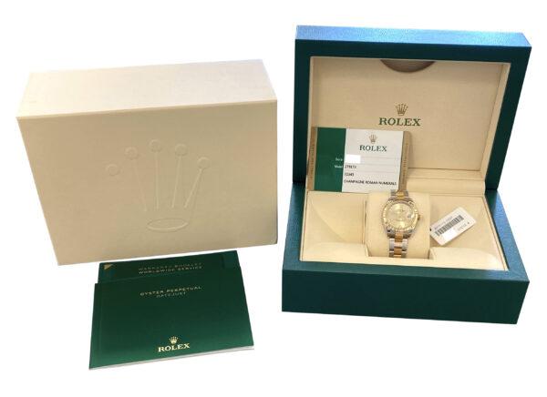 Ladies Rolex datejust 28mm 279173 for sale