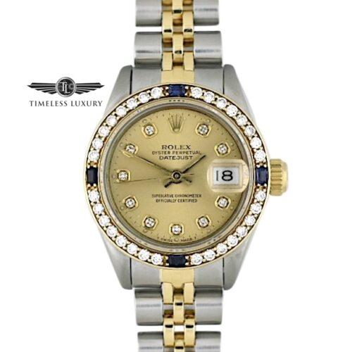 1984 Ladies Rolex Datejust 69173