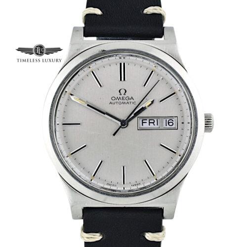 Vintage OMEGA Geneve Day-Date 166.0169