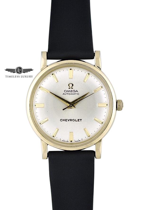 Vintage OMEGA Seamaster Chevrolet Watch