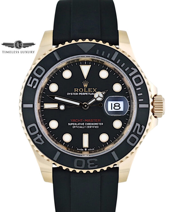 Rolex Yacht-Master 126655 Rose gold 40mm