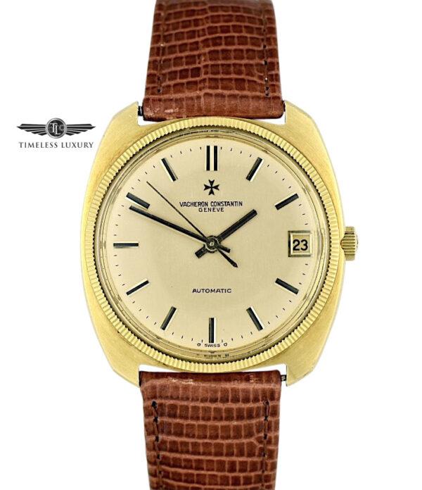 Vacheron Constantin Tonneau 42011 gold watch