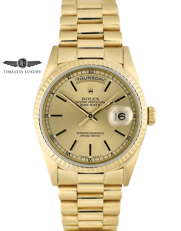 1995 Rolex Day-Date President 18238