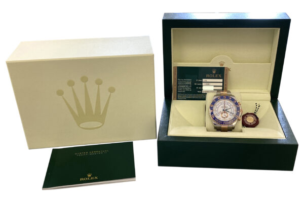 2013 Rolex Yacht-Master II 116681 For Sale
