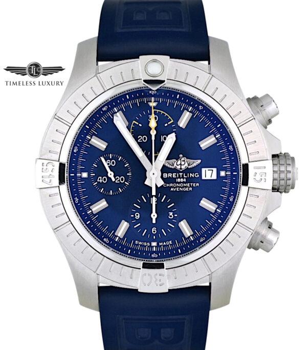 Breitling Avenger Chronograph 45 A13317