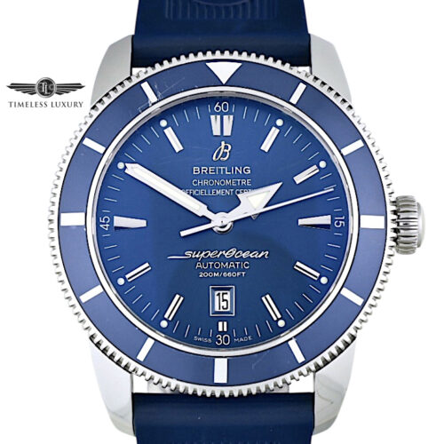 Breitling Superocean Heritage A17320 BLUE DIAL