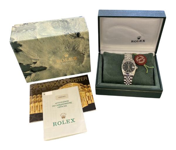 1991 Ladies Rolex Datejust 31mm 68240 for sale