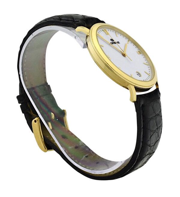 Lorenz classic 18k yellow gold