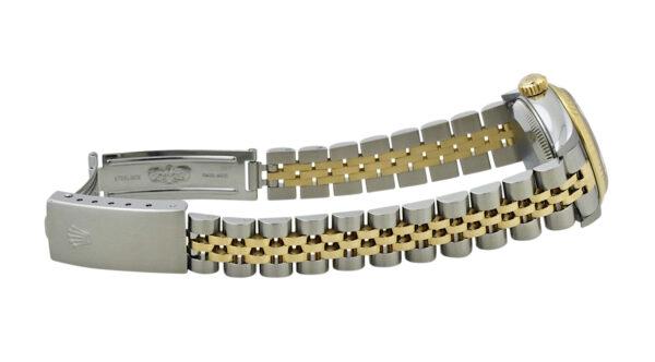 Ladies Rolex Datejust 179173 band