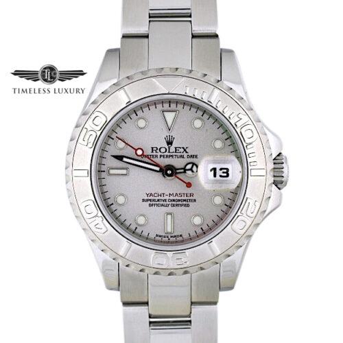 2008 Ladies Rolex Yacht-Master 169622