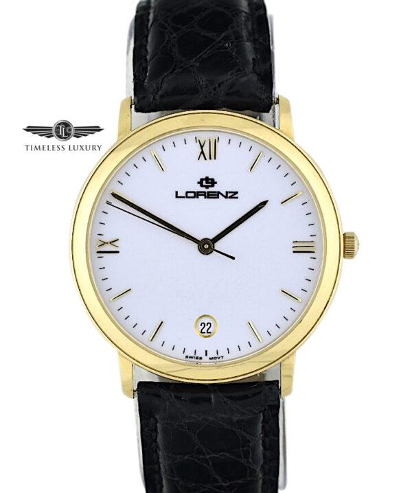 Lorenz Classic 18k Yellow Gold 4057