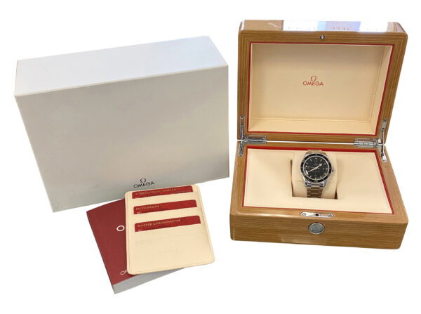 2021 OMEGA Seamaster 300 Co-Axial 234.30.41.21.01.001 for sale