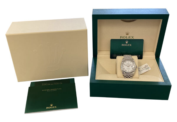 Rolex datejust 126200 for sale