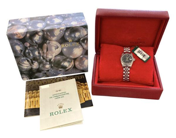 1999 Ladies Rolex Date 26mm 79160 For sale