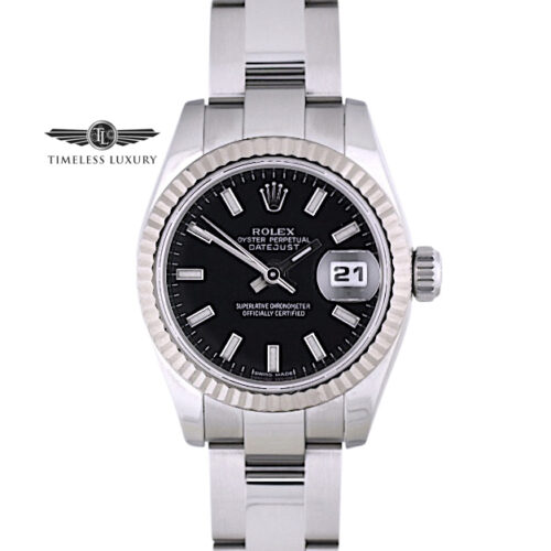 2009 Ladies Rolex Datejust 26mm 179174
