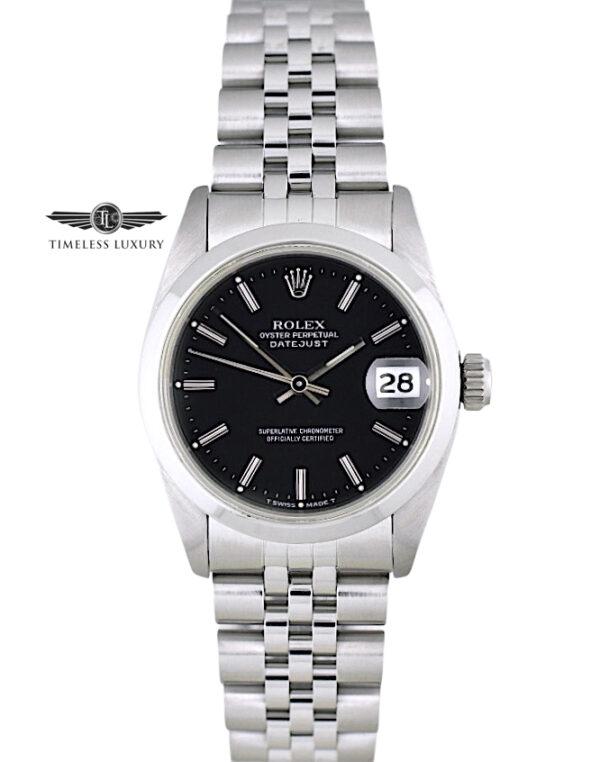 1991 Ladies Rolex Datejust 68240