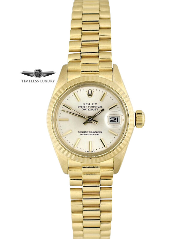1981 Ladies Rolex President 6917