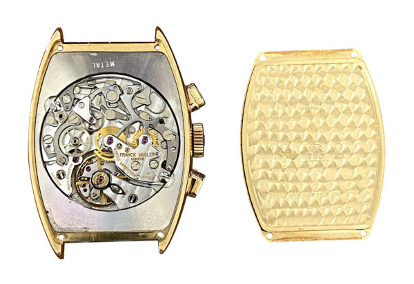 Franck Muller Casablanca chronograph movement