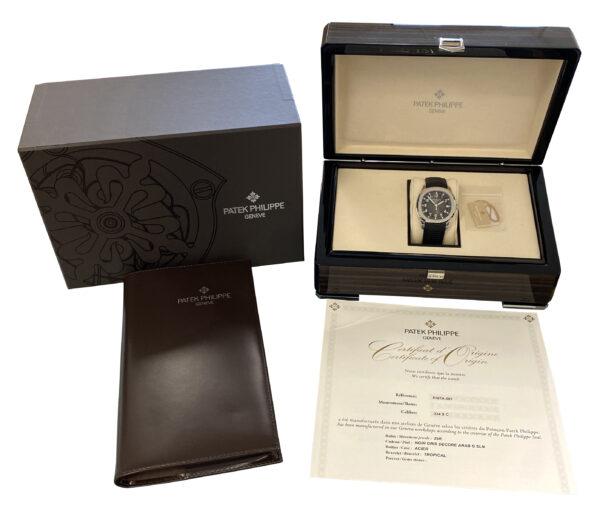 2020 Patek Philippe Aquanaut 5167A-001 For sale