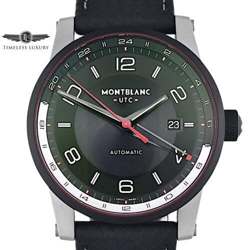 Montblanc Timewalker UTC 115080