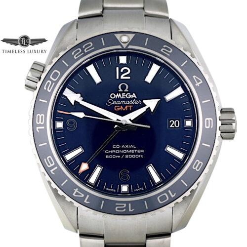 OMEGA Seamaster Planet Ocean GMT 232.90.44.23.03.001