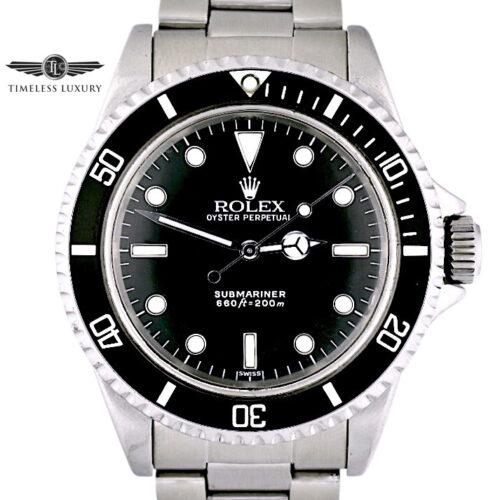 1967 Rolex Submariner 5513