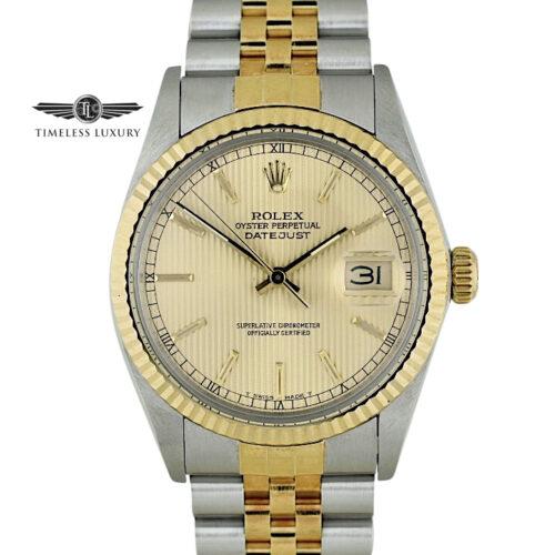 1986 Rolex Datejust 16013 Unworn