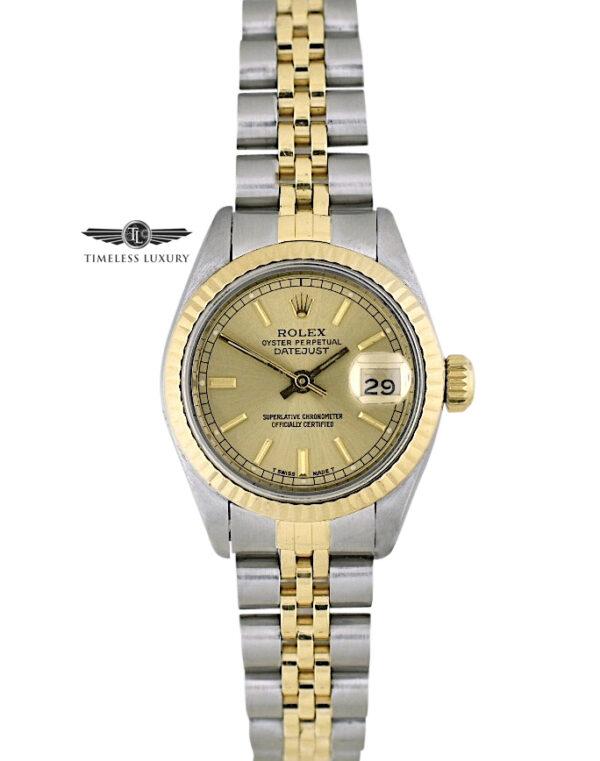 1987 Ladies Rolex Datejust 69173